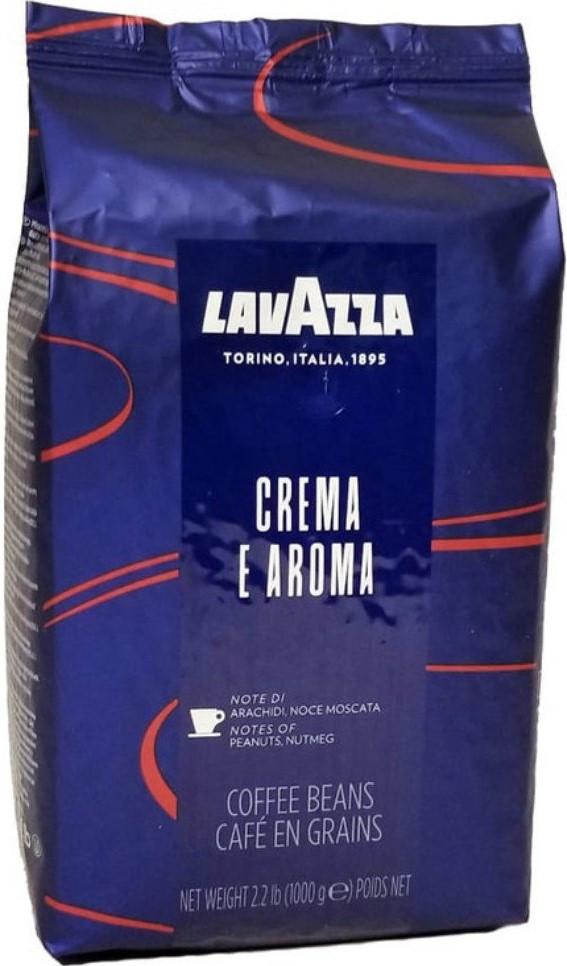 Кофе в зернах Lavazza Crema e Aroma Espresso 1 кг.