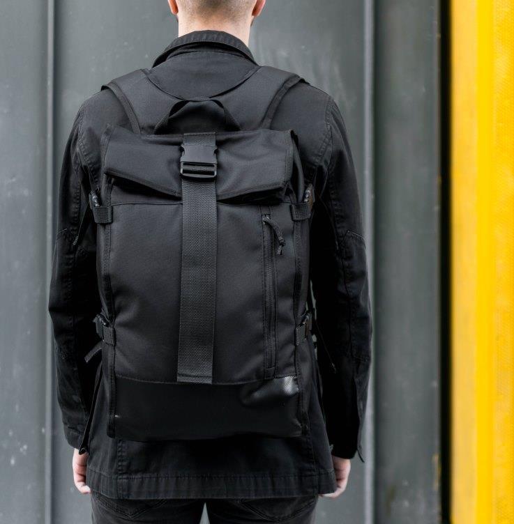 Роллтоп рюкзак городской WLKR