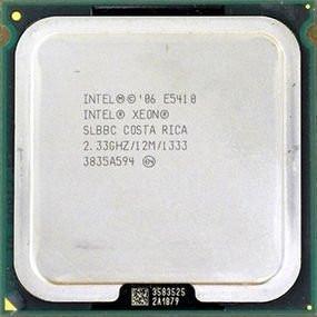 """Процессор Intel Xeon E5410 2.33GHz Б\У """"Over-Stock"""""""