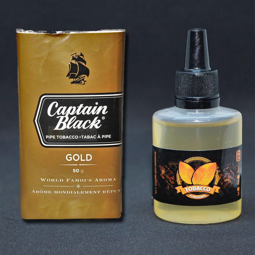"Ароматизатор ""Captain Black Gold"" 30мл"