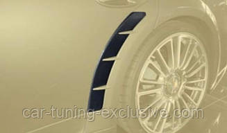 MANSORY carbon cover for rear fender for Porsche Panamera