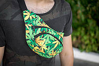 Поясная сумка банан mod.Masha rise барыжка, фото 1