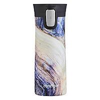 Термокружка из нержавеющей стали Contigo Couture (420 мл) Twilight Shell, фото 1