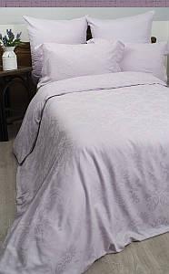 Постельное белье Deco Bianca сатин жаккард jk16-01 lila лиловое евро
