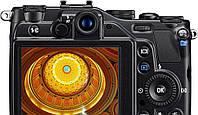 Бронированная защитная пленка для экрана Nikon COOLPIX P7000