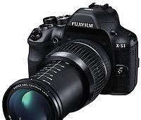 Бронированная защитная пленка для экрана Fujifilm X-S1