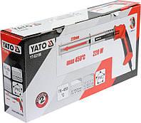 Термонож для пенопласта Yato YT-82190 ПОЛЬША