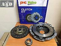 Комплект сцепления Daewoo Lanos 1.5 1997--> Valeo PHC (Корея) DWK-027