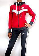 Женский спортивный трикотажный костюм Nike.лицензия