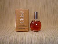 Chloe - Chloe (1975) - Туалетная вода 50 мл - Редкий аромат, снят с производства