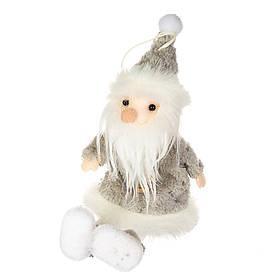 "Фигурка ""Дед Мороз серый"" (20*8 см), 009NM"