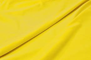 Габардин желтый №3, ткань, фото 2