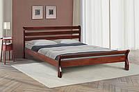 Деревяная кровать Шарм