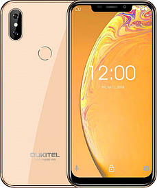 OUKITEL C13 Pro 2/16Gb Gold Гарантия 1 год