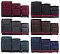 Набор чемоданов 3 штуки в 1 Wings 206 на 2 колесах , фото 5