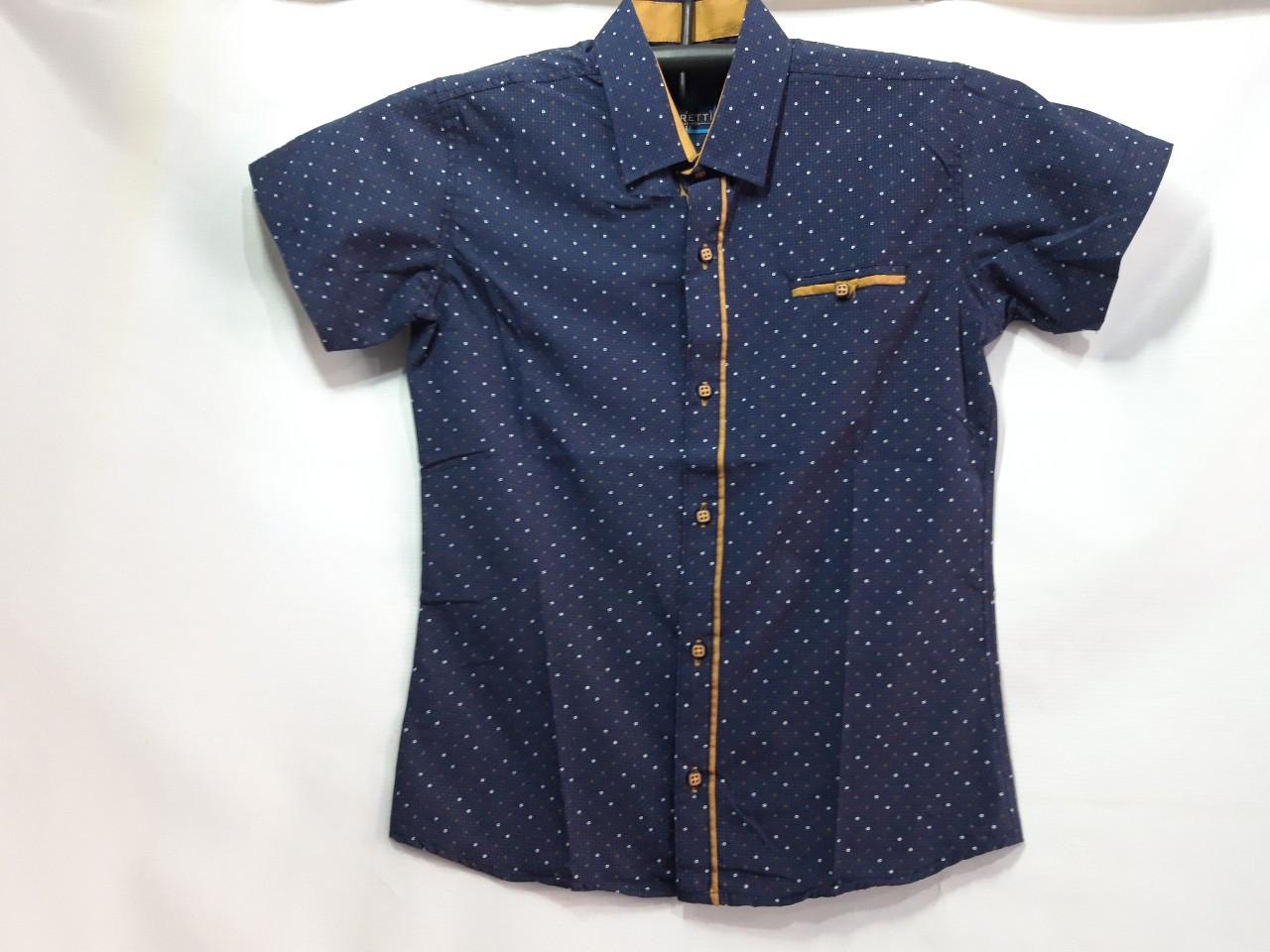 Рубашка для мальчика в школу р. 7-12 лет опт