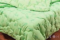 Одеяло Бамбук стеганное всесезонное 180х220, двуспальный