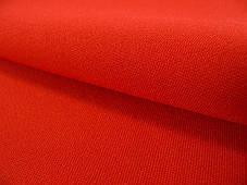 Габардин красный №13, ткань , фото 2
