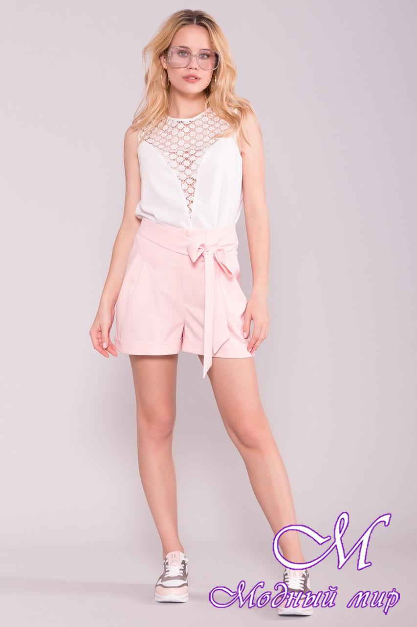 Модные женские летние шорты (р. S, M, L) арт. 7329 - 43007