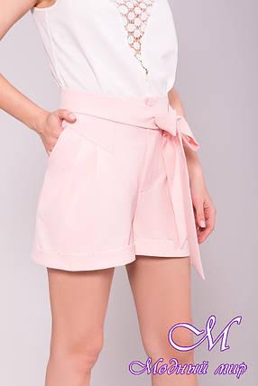 Модные женские летние шорты (р. S, M, L) арт. 7329 - 43007, фото 2