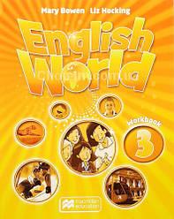 English World 3 Workbook for Ukraine (рабочая тетрадь по английскому языку, (UA)