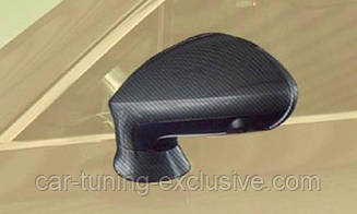MANSORY mirror housing exposed for Porsche Panamera