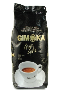 Кофе зерновой Gimoka Gran Gala 1000 г