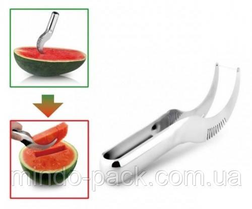 Нож для чистки и резки арбуза. Watermelon Slicer.