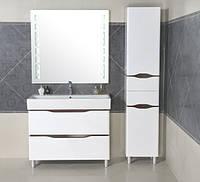 Комплект мебели для ванной комнаты ТМ Аква Родос Венеция 100