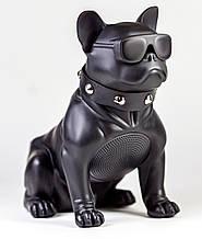 Портативная Bluetooth колонка Bulldog, CH-M10, черная