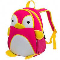 Рюкзак Розовый Пингвин
