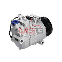 Компресор новий Mеrcedes Sprinter 906 Vito 639 2.2 CDI 03-/PV6/d110/L46