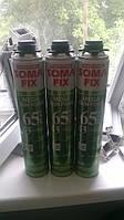 """Монтажная профессиональная пена """"Soma fix"""" mega 850 ml, всесезонная по супер выгодной цене!"""