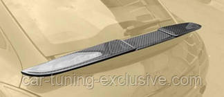 MANSORY rear wing cover for Porsche Panamera