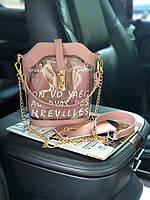 Прозрачная силиконовая сумка с косметичкой, 2в1, пляжная сумка, сумка кросс-боди, фото 1