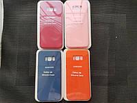 Silicone case чохол для Samsung Galaxy S8  , фото 1