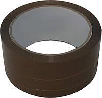 Скотч упаковочный коричневый 48мм. х 66м.