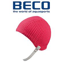 Шапочка для плавания BECO 7314, детская с ремешком