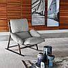 Кресло -Кассони-. Кресло для кафе, ресторана, кальянной на металличком каркасе.