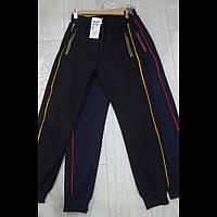 Подростковые спортивные трикотажные штаны для мальчиков   134---164см. оптом GRACE