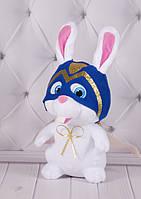 """Мягкая игрушка кролик Снежок, """"Тайная жизнь домашних животных"""""""