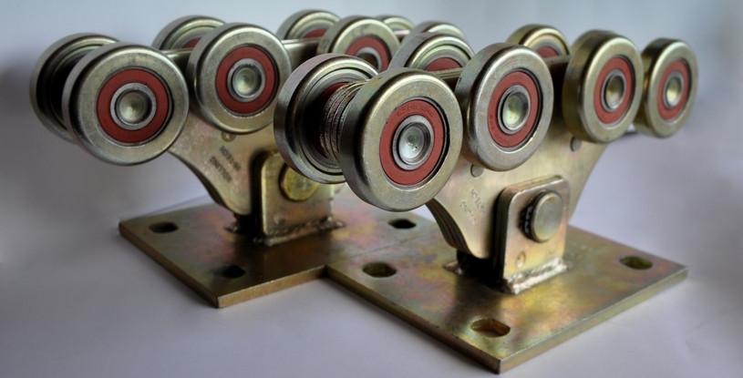 Комплектующие для ворот Rolling Hi-Tech весом до 800кг