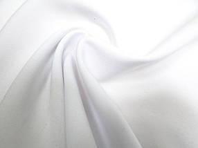 Габардин Белый ткань