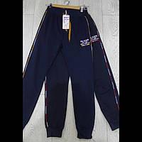 Оптом трикотажные спортивные штаны для мальчиков подростков GRACE  134---164 см.
