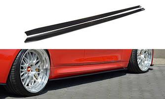 Пороги BMW M3 F80 елерон тюнінг обвіс
