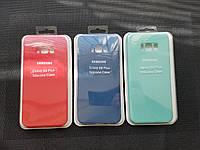 Silicone case чохол для Samsung Galaxy S8 Plus / S8+, фото 1