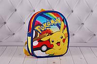 Детский рюкзак покемон Пикачу, фото 1