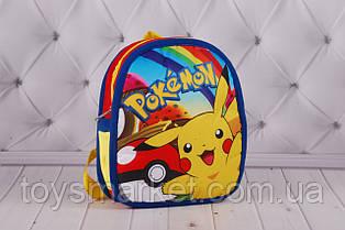 Детский рюкзак покемон Пикачу
