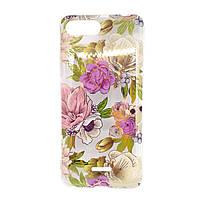 Чехол Xiaomi Redmi 6a Gelius Flowers Rose