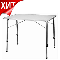 Раскладной стол туристический Time Eco TE 020 MS, длина 120 см (для пикника, кемпинга и сада)